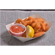 King and Prince Imitation Breaded Shrimp 8 Ounce