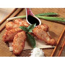Schwans Coconut Crusted Chicken Tender Appetizer 1 Ounce