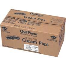 Chef Pierre Coconut Cream Pie 28 Ounce