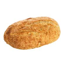 Labrea Bakery Rosemary Olive Oil Bread Loaf 13 Ounce