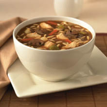 Well and Good Condensed Savory Chicken Soup with Orzo Pasta