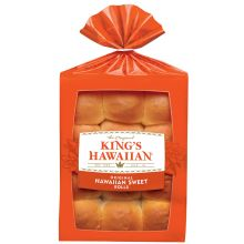 Kings Hawaiian Sweet Roll 12 Ounce
