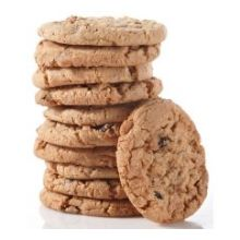 Hill and Valley Oatmeal Raisin Cookies 1.25 Ounce