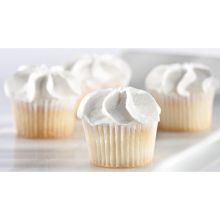 Hill and Valley Mini White Cupcake 0.833 Ounce