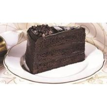 Love and Quiches Mile High Chocolate Cake 10 inch