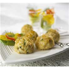 New Wave Kaptains Ketch Handmade Mini Extra Fancy Crab Cake 0.65 Ounce