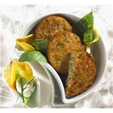 New Wave Kaptains Ketch Eastern Shore Crab Cake 2 Ounce