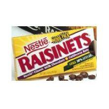 Nestle Raisinets Concession Candy Bar 3.5 Ounce