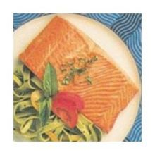 Trident Seafoods Skinless Sockeye Salmon 27 of 6 Ounce Pieces 10 Pound