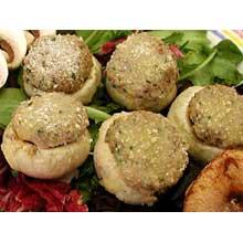 Schwans Mushroom Crowns Appetizer