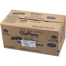 Chef Pierre Apple High Pie 45 Ounce