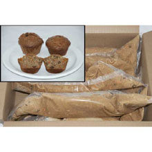 General Mills Pillsbury Tubeset Prairie Harvest Muffin Batter 3 Pound