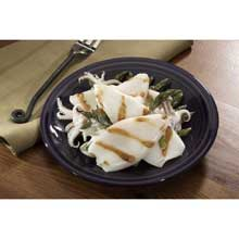 Oyster Bay Chinese Squid - 5/8 2.5 Pound