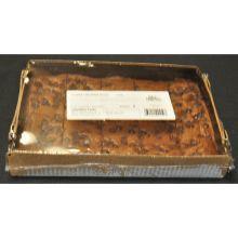 20 Cut Rib Crib 1 4 Sheetcake Brownie