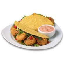 Mexican Original Ground Fried Yellow Corn Taco Shell 6.5 Pound
