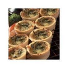 Schwans Spinach Mini Quiche