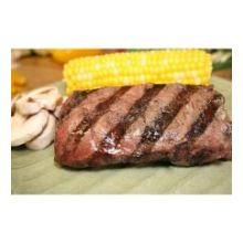 Thick N Juicy Seasoned Black Angus Flat Iron Steak