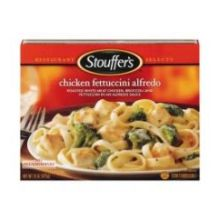 Nestle Stouffers Chicken Fettuccini in Alfredo Sauce - Entree 15 Ounce