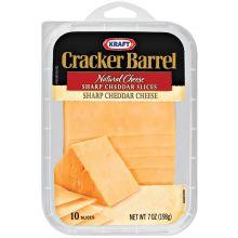 Cracker Barrel Cheddar Cheese