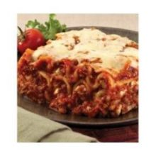 Campbells Entree Lasagna with Meat and Sauce 6 Pound