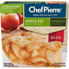 Unbaked Apple Hi Pie 33 Ounce