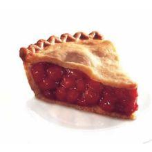 Unbaked Cherry Hi Pie 9 inch