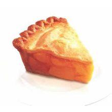 Unbaked Peach Hi Pie 9 inch