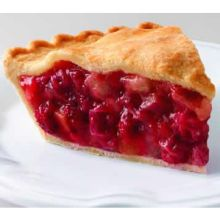 Unbaked Strawberry Rhubarb Hi Pie 9 inch