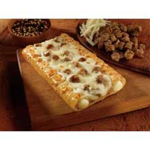 Conagra The Max Whole Grain Sausage and Gravy Breakfast Pizza 3.05 Ounce
