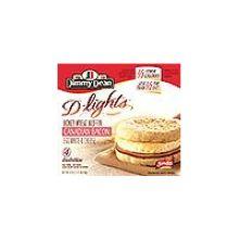 Jimmy Dean D Lights Sandwich 4 per pack