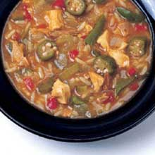 Taste Traditions Chicken Gumbo - 8 lb. package