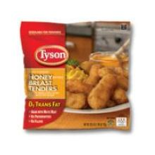 Tyson Honey Battered Chicken Breast Tender 25.5 Ounce