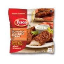 Tyson Buffalo Style Chicken Strip 25 Ounce