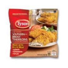 Tyson Southern Style Chicken Breast Tenderloin 25 Ounce
