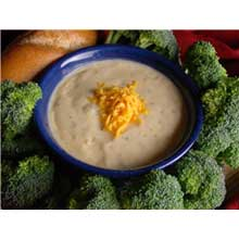 Taste Traditions Cream of Broccoli Soup with Cheese - 8 lb. bag