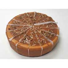 Lawlers Desserts Praline Cheesecake 64 Ounce