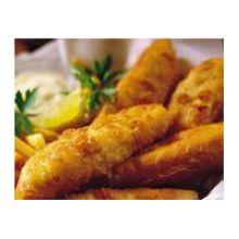 King and Prince Mrs Friday Seafood Beer Battered Cod Fillet 2.5 Pound