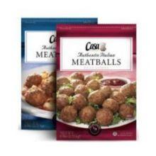 Casa Di Bertacchi Cooked Italian Meatball 5 Pound 2 per case.