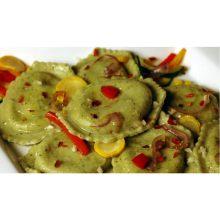 Precooked Octagon Ravioli Pasta