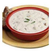 New England Clam Chowder Soup