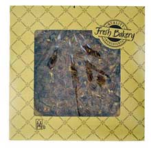 In Store Bakery Peanut Butter Pecan Pie 10 inch