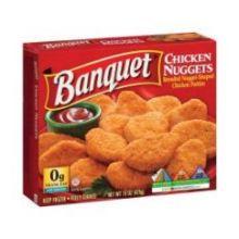 Banquet Chicken Nugget Meal