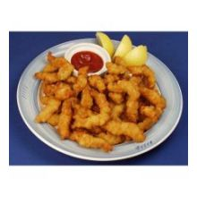 Pana Pesca Breaded Jumbo Clam Strip 5 Pound