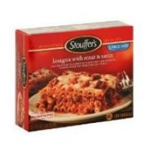 Stouffers Lasagna with Meat and Sauce 57 Ounce