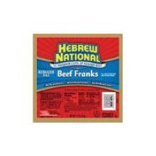 Hebrew National Beef Frank