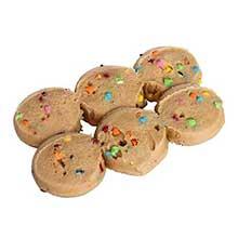 Otis Spunkmeyer Value Zone Carnival Cookie Dough 1 Ounce