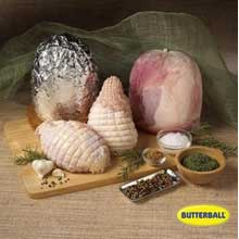 Ready to Cook Raw Roast Turkey Breast