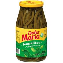 Dona Maria Pepper Sliced Nopalitos