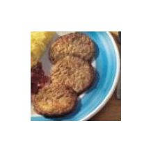 Silver Medal Fully Cooked Pork Sausage Patty
