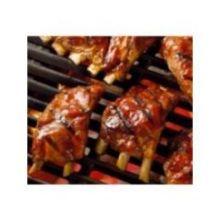 Smoked Barbecue Pork Ribbit